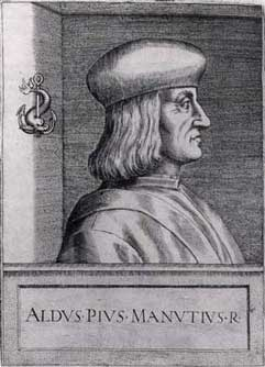 Aldo Manunzio.